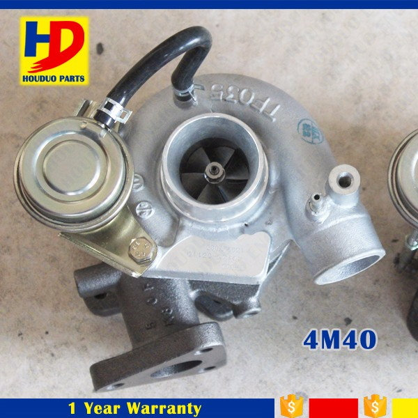 Turbo For Mitsubishi Diesel Wind Cooling And Water Cooling 4M40 Turbocharger
