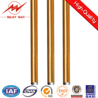 copper ground earth rod for electrical grounding system