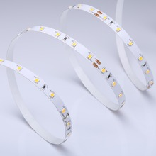Low Price CE FCC ROHS DC12/24V 60 leds/m 120 leds/m Ultra Thin 5m 2835 Indoor Outdoor Flexible White LED Strip