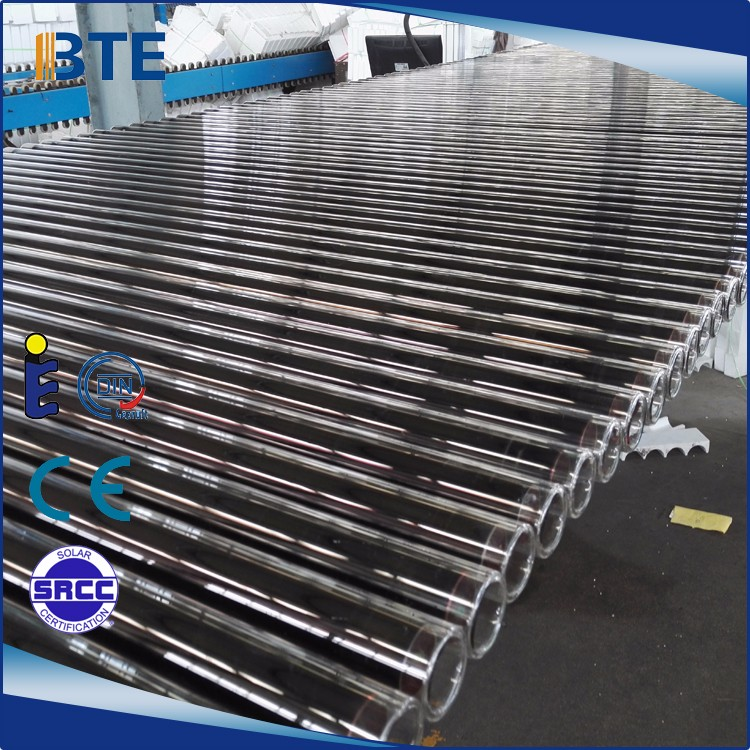 Melhor qualidade e preço baixo tubo de vácuo do coletor solar para venda (Fabricante)