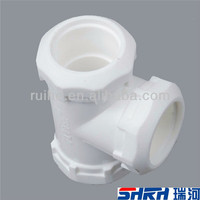 Brand Manufacturer Quality SCH40 SCH80 PVC Fitting Equal Tee