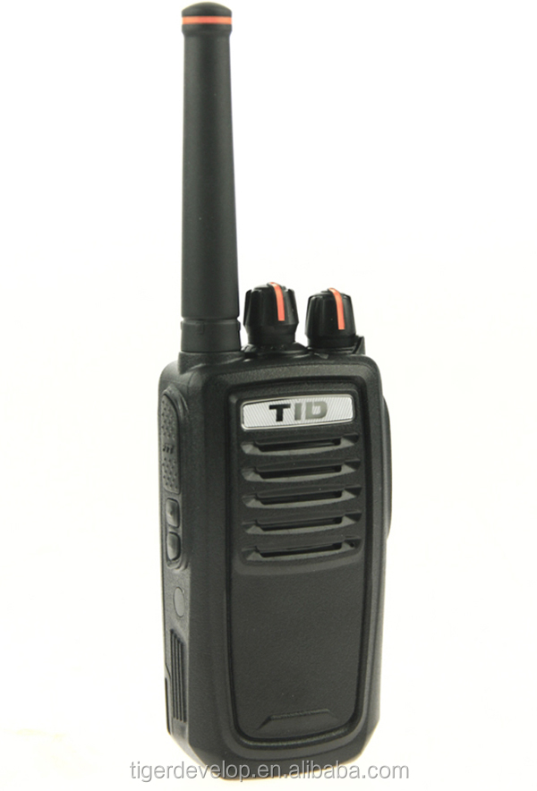Td-v90 professional 5watt uhf 48 channels multifunctional professional radio