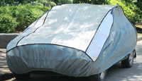 Professional car hail protect/designed hail resistant car cover factory dorectly