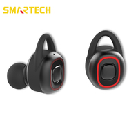 2017 hot selling Newest model mini TWS earbuds Private mode Twins bluetooth earphone with strong signal