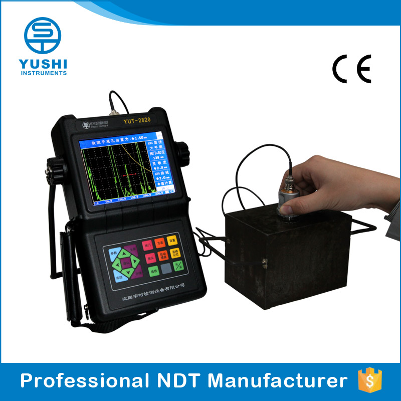 Portable ultrasonic test equipment ultrasound machine flaw detector manufacturer