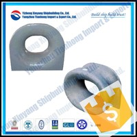 Max Steel Wire Dia 22.5mm Panama Chock for Ship Marine