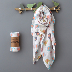 High Quality New Baby Swaddle Blankets Muslin Blanket