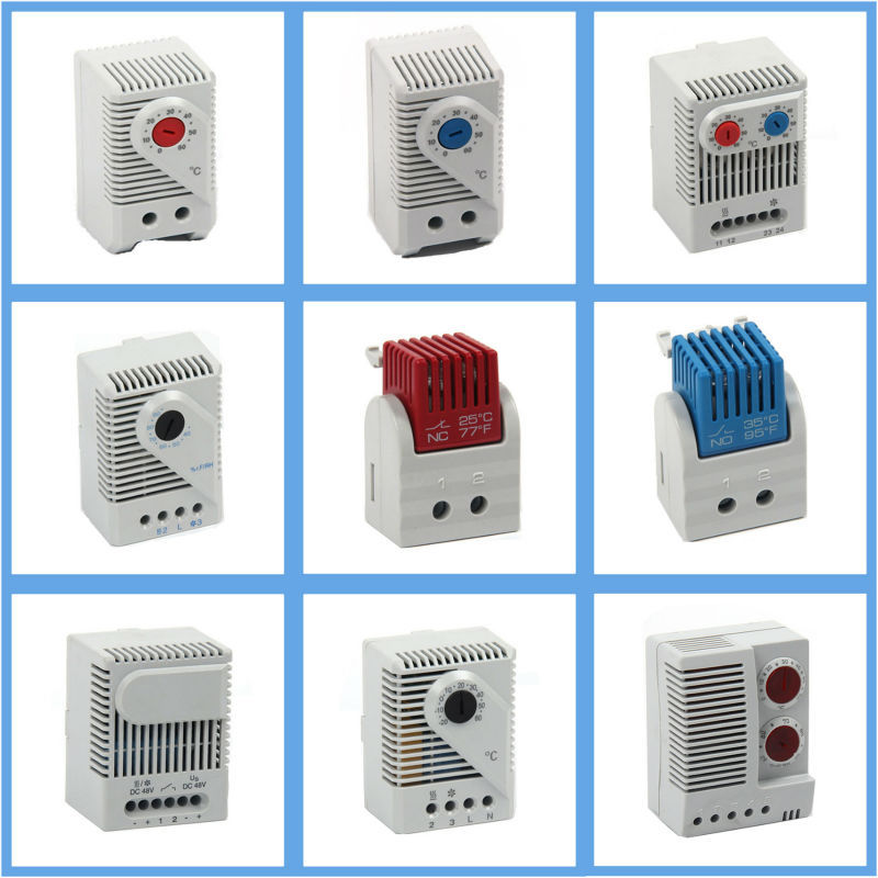 2015 China New Product Design Mechanical Thermostat With High Quality