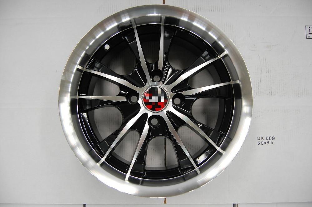 15x6.5inch excellent car aluminum Alloy Wheel Rim with high quality wheel rim