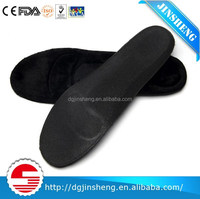 Winter electric heated insole for keeping feet warm