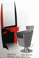 Hair Salon Mirror Station For Salon Equipment