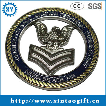 The newly style custom antique 3d old souvenir coins