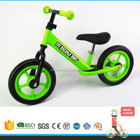 Patented 12 inch professional kid dirt running bike for sale