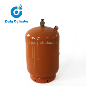 Hot sale of Yemen 5 kg 12 l empty cooking lpg gas cylinders