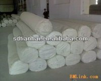 thermally bonded geotextile composite geotextile