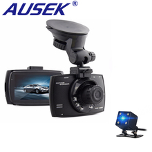2.7 inch Large Screen Full Full HD 1080p car dvr IR Night Vision G-Sensor R300 manual car camera hd dvr