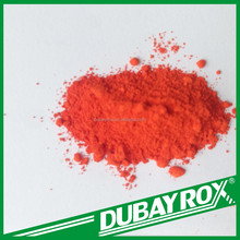 Lasting Color Molybdate Red Pigment for Chalk