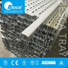 Perforated Unistrut Channel Iron For Sale CE UL IEC Listed