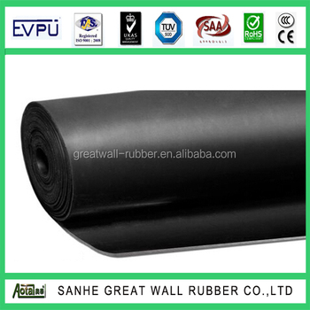 1mm Thickness Nitrile Sheet Rubber Resistant Oil NBR Rubber Sheet
