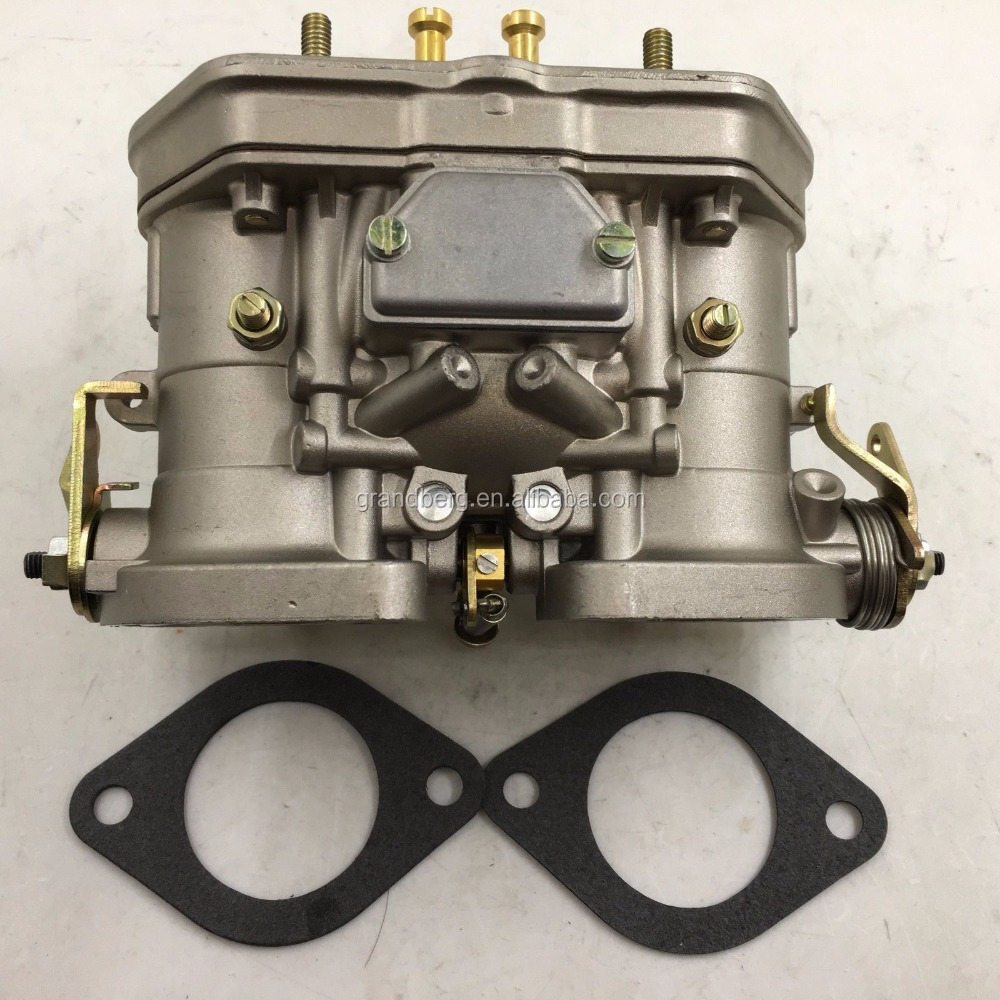 44IDF Carburetor Chrome alcohol For Bug/<strong>Beetle</strong>/VW/Fiat/ solex weber fajs