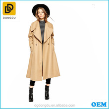 New arrival winter ladies clothes wholesale women coats cheap fashion long loose women overcoat