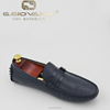All Navy embossed upper bulk wholesale hand made shoes thailand shoes without lace