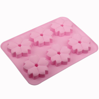 Cherry cookies baking silicone cake mold silicone mold soap cake donuts Pan 3D cake pan pan