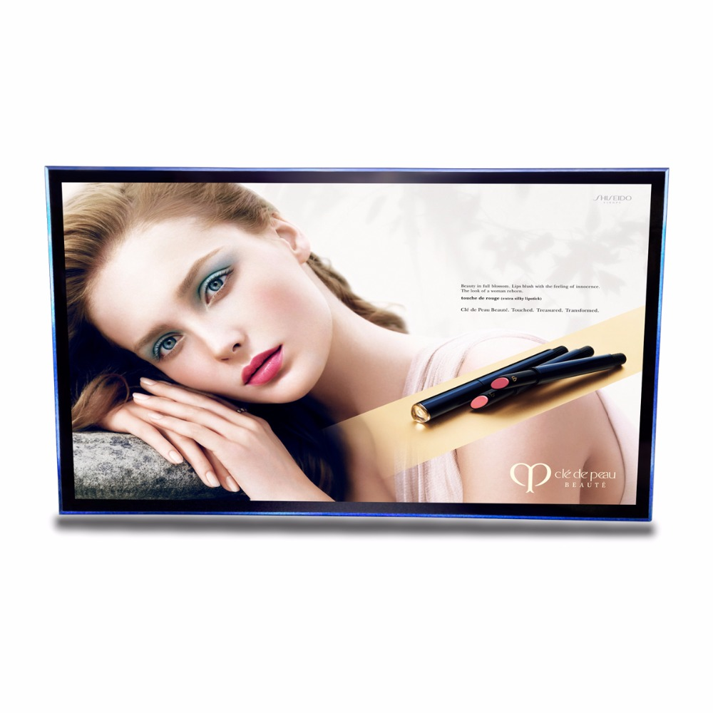 84 inch wall interactive cheap touch screen monitor with wifi/3G