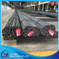ASTM A615 GRADE 40 /60 / 75 concrete deformed steel bar / steel rebar