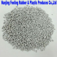 Colored EPDM Rubber Granules - 12 Light Grey- FLGR01
