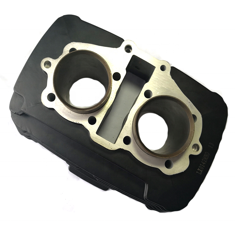 CQJB Hot selling motorcycle engine parts <strong>bajaj</strong> pulsar 135 ct100 motorcycle double cylinder block