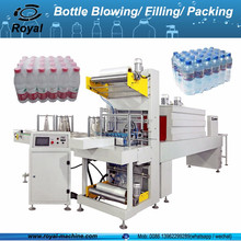 Global Warranty Automatic PE Film Shrink Packing Machine