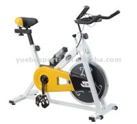 Indoor exercise bikes