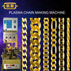 0.2mm jewellery High Speed Chain Making Machines