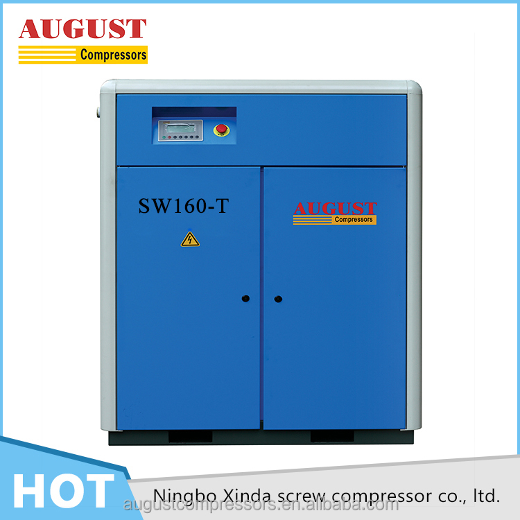 Factory competitive price hot selling frequency conversion air compressor without tank