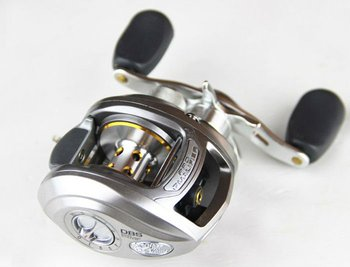 Bass Pro Shops Pro Qualifier PQX10SHLA left hand fishing reels