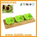 high quality appetizer plate and bowl