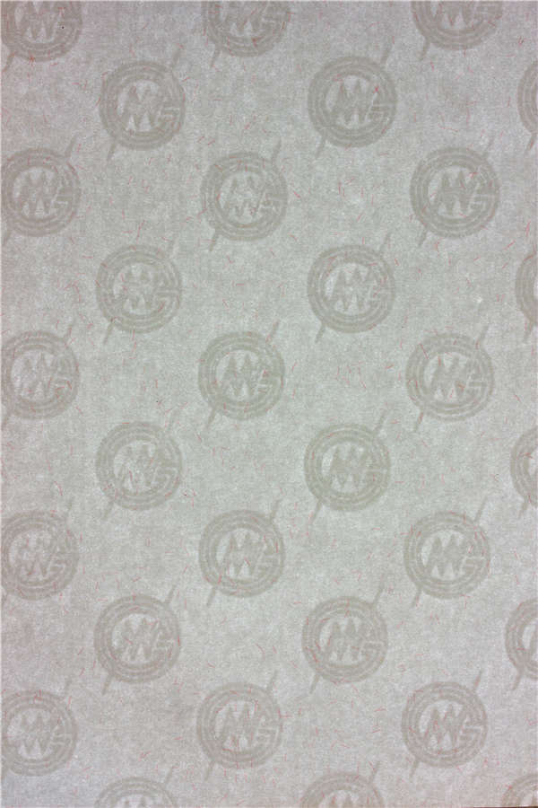 Security Paper Custom Watermark Paper,security thread watermark paper,Colorful fiber Security paper