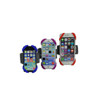2017 new shockproof Universal Armband Silicone Mobile Sleeve