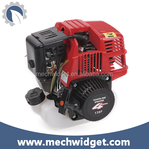 Single Cylinder 4-stroke gasoline engine 139F