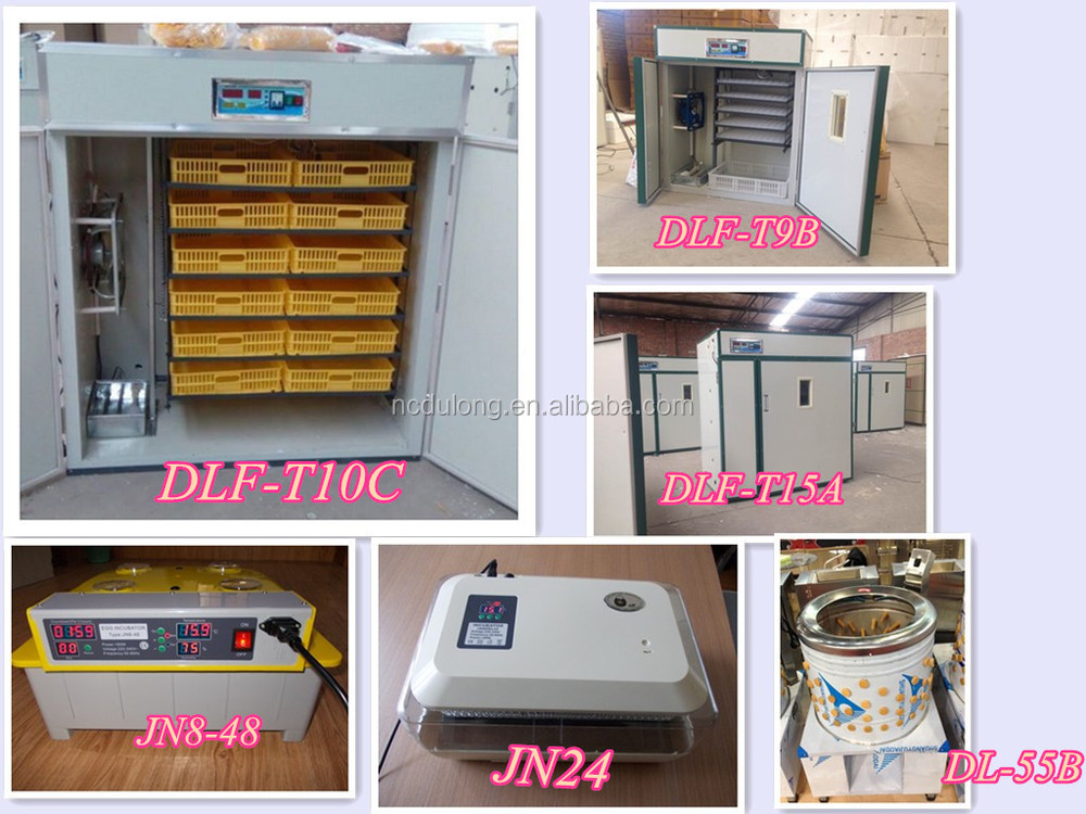 Professional industrial automatic 5000 egg incubator