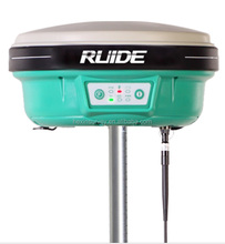 Ruide R90X dual-frequency rtk gps 220 channels gnss rover and base cheapest price