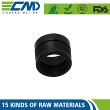 Custom Various Material EPDM , NBR , CR , Silicone Rubber Sleeve