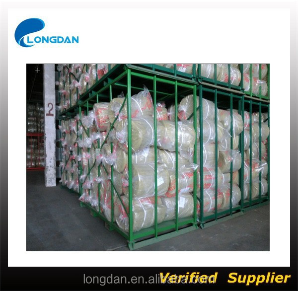 Super soft high temperature Insulation material mineral wool
