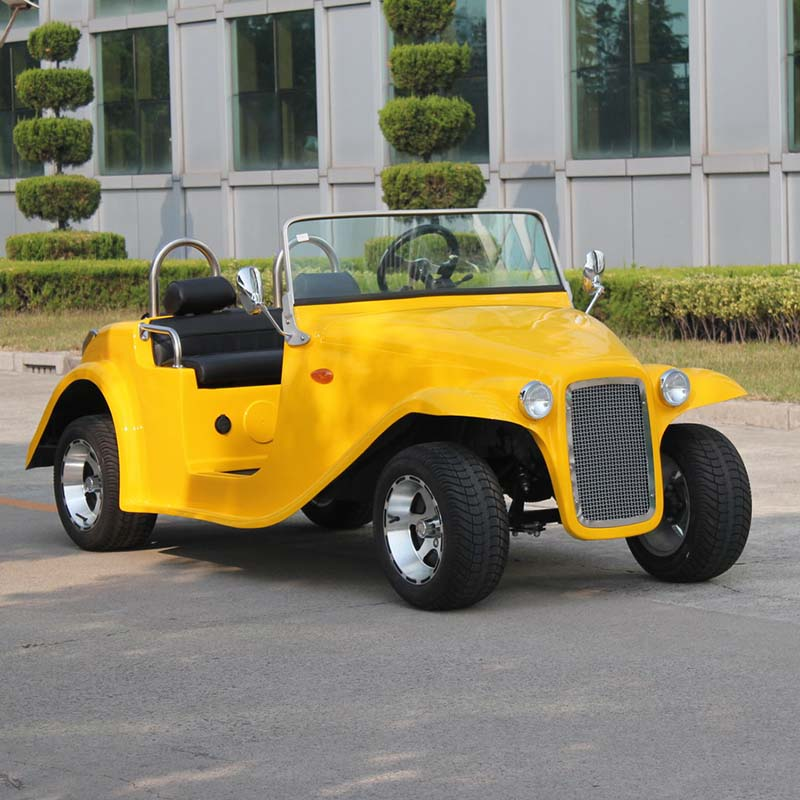 Classic Electric golf cart with fiberglass golf cart bodies DN-4D