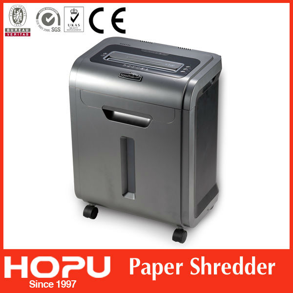 cross cut shredder keep safty from haopu