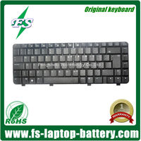 US Layout Laptop keyboard for HP Compaq 6720S 6520 6520S 540 550