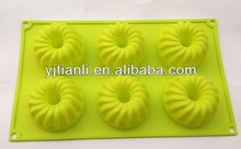 FDA,LFGB,SGS Certification and Silicone,food grade silicone Material silicone bakeware set