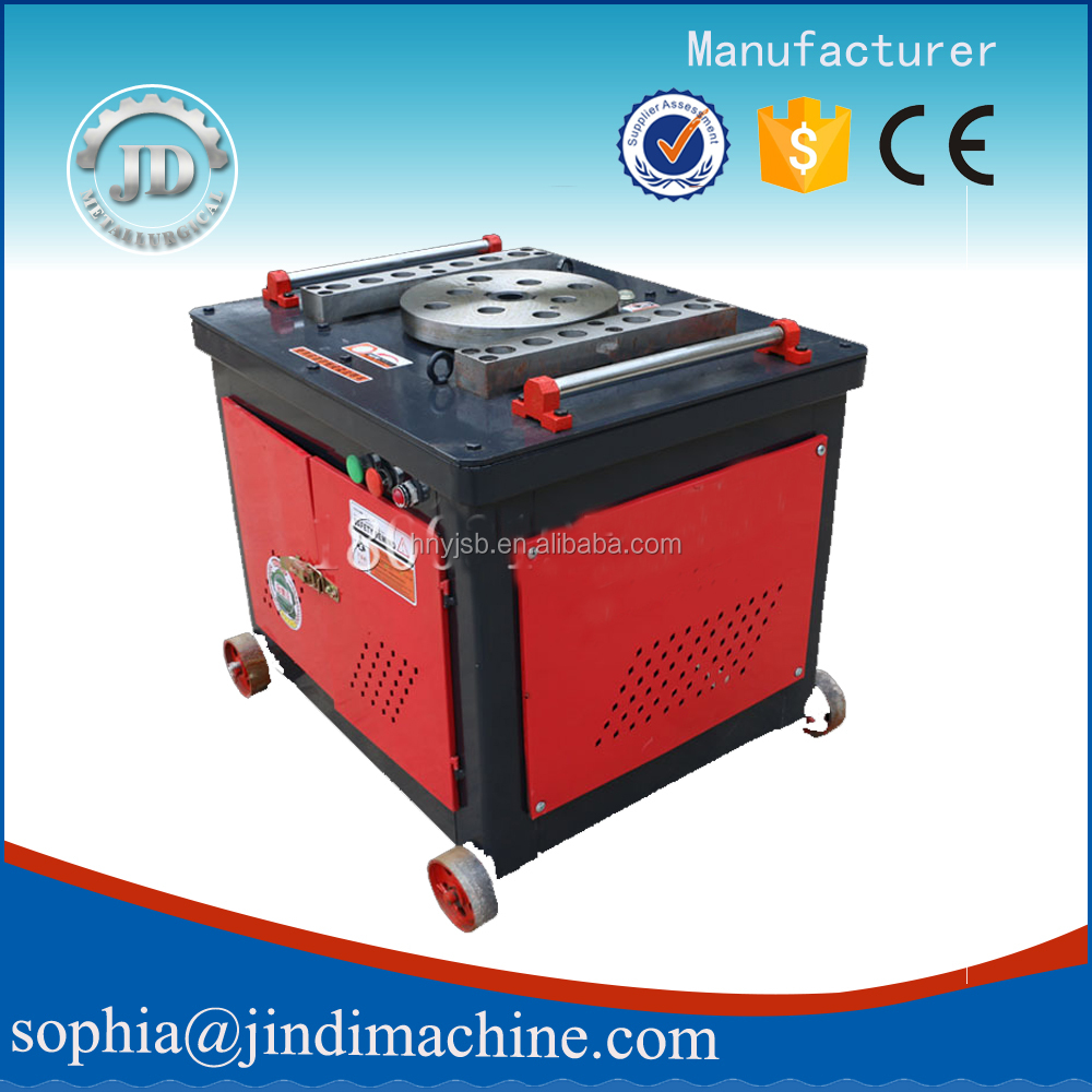 Metal Sheet Bending Machine for Steel Round Bar and Deformed Bar