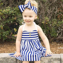 Newest selling boutique newborn organic cotton stripe baby rompers lovely summer children clothing